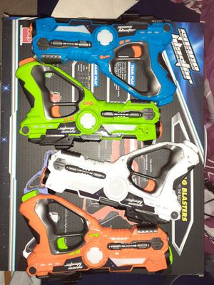 BCP LASER BLASTER SET 4PK for Sale in Fort Worth, TX