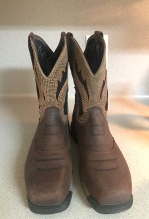 Ariat workboots New 10EE for Sale in Houston, TX