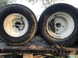 Golf cart wheels for Sale in Oroville, CA