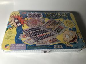 Rugrats Nickelodeon art set new sealed for Sale in Cleveland, OH