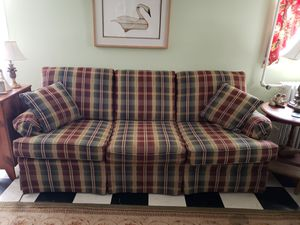 Three seat couch for Sale in Alexandria, VA