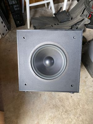 AMPLIFIED BASS for Sale in Stockton, CA