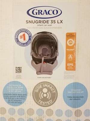 Graco Snugride 35 LX infant car seat with 2 bases for Sale in Downers Grove, IL