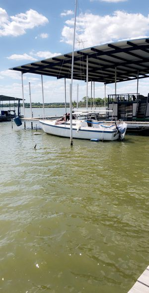 25' Macgregor sailboat for Sale in Fort Worth, TX