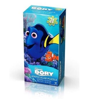 Brand new sealed Finding Dory 24 pc lenticular puzzle pack for Sale in Redmond, WA