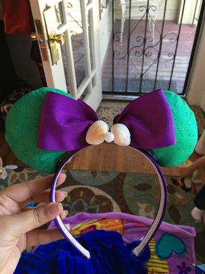 Ariel Mickey ears for Sale in Richmond, CA