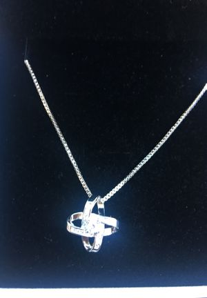 Silver necklace for Sale in Los Angeles, CA