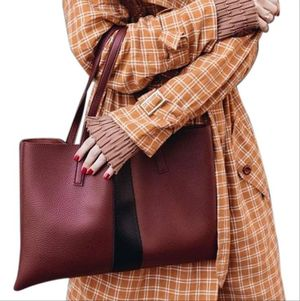 Vince Camuto Brown & Black tote Bag for Sale in Irving, TX