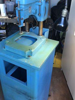 Climax Paper Drill Press 956D for Sale in Alameda,  CA