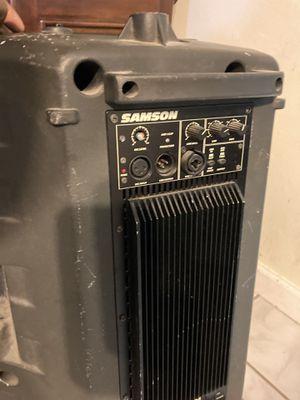 Samson Power speaker dB 300a for Sale in Margate, FL