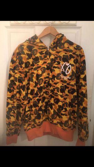 Bape X The Weeknd Hoodie for Sale in Apopka, FL