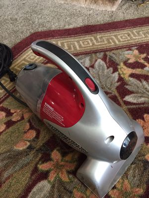 Dirt Devil vacuum. for Sale in Puyallup, WA