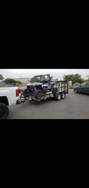 2016 Big Tex utility trailer for Sale in Hawthorne, CA