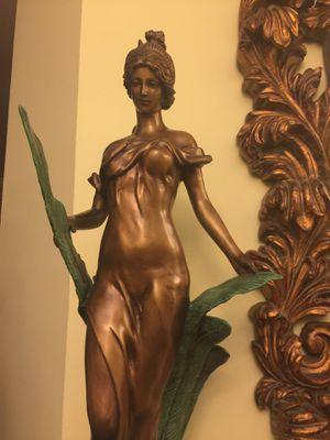 Bronze statue, sculpture. for Sale in Miami, FL