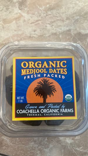 Organic Medjool dates for Sale in San Diego, CA