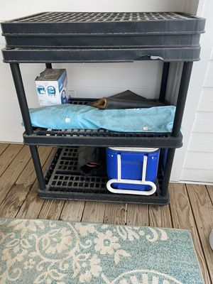 2 tier Shelves for Sale in Concord, NC