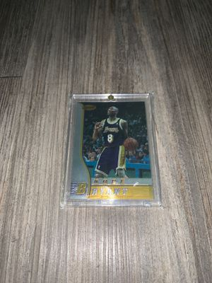 KOBE BRYANT BOWMANS BEST ROOKIE CARD MINT CONDITION for Sale in Anaheim, CA