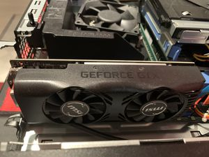 GTX 1650 Low Profile Graphics Card for Sale in Clarksville, OH