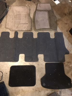 Free car floor mats for Sale in Vancouver, WA