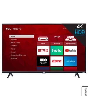 Tlc smart tv for Sale in Cleveland, OH