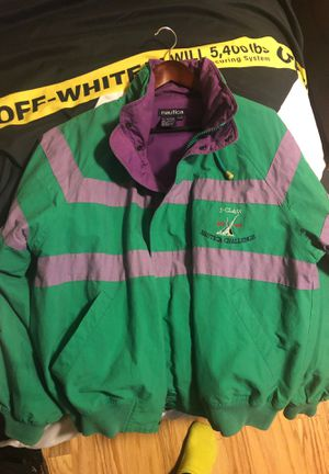 Vintage Nautica Sailing Jacket Deadstock for Sale in Olney, MD