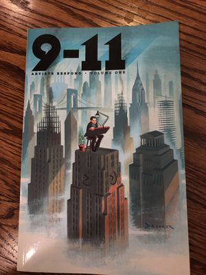 9-11 Artists Respond Graphic Novel for Sale in Gaithersburg, MD