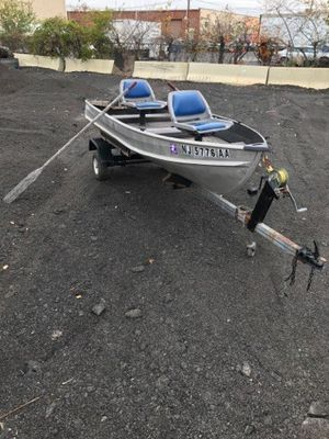 1968 Starcraft 12' aluminum boat for Sale in Feasterville-Trevose, PA