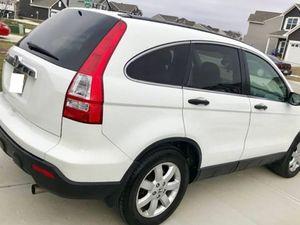 White 2007 Honda CR-V AWDWheels Good for Sale in Abilene, TX