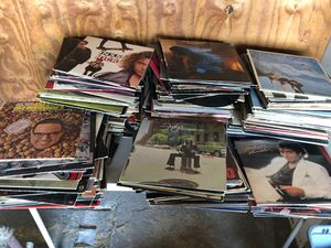 Assorted Records and Album covers for Sale in Savannah, GA