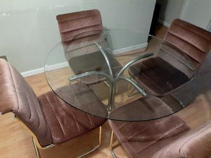 Glass Kitchen Table for Sale in North County, MO