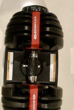 Bowlfex Select Tech 522 Dumbbell (SINGLE) for Sale in Queens,  NY
