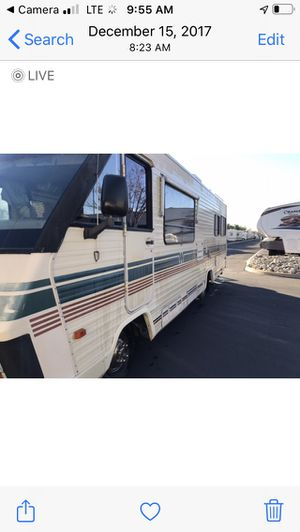 Chiefton Winnebago RV 1987 for Sale in Etiwanda, CA