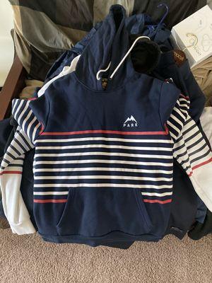 Hallenstein Bro's PARK hoodies Medium for Sale in Sunnyvale, CA