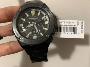 G-Shock Metal watch GSTS130 Casio NEW for Sale in Chicago, IL