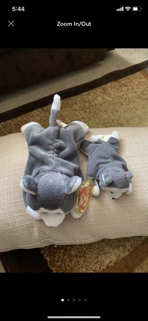New ty beanie babies Nanook 1996 for Sale in Oceanside, CA