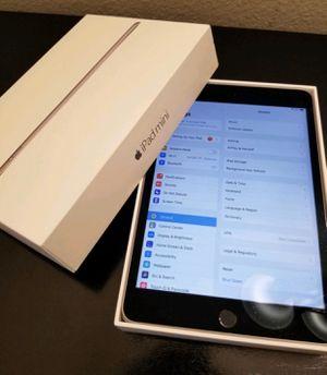 Apple iPad Mini 4 128GB, Wi-Fi, 7.9in - Space Gray for Sale in Corona, CA