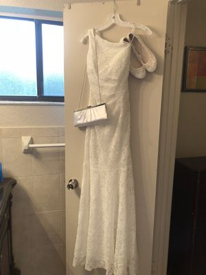Wedding Dress for Sale in Hallandale Beach, FL