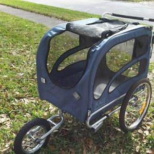 Rage Powersports Bicycle Dog Trailer &Stroller for Sale in Largo, FL