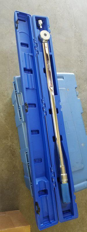 Westward torque wrench 3/4 in for Sale in Dedham, MA