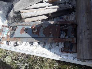 B&W turn over ball gooseneck hitch/ Trailer hitch for Sale in Elizabeth, CO