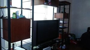 Entertainment stand comes together or keep seperate for Sale in Lebanon, TN