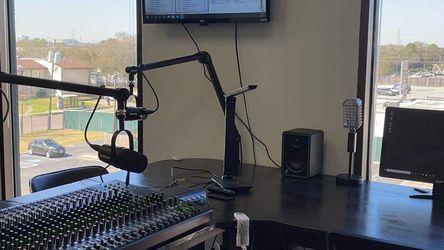 Podcast Studio (35hr) for Sale in Houston,  TX