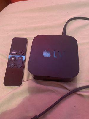 Apple TV 4th Generation for Sale in San Antonio, TX