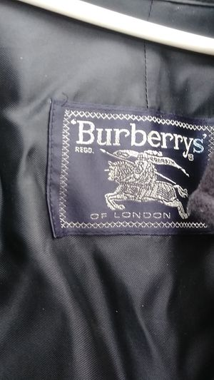 Burberry coat for Sale in Los Angeles, CA