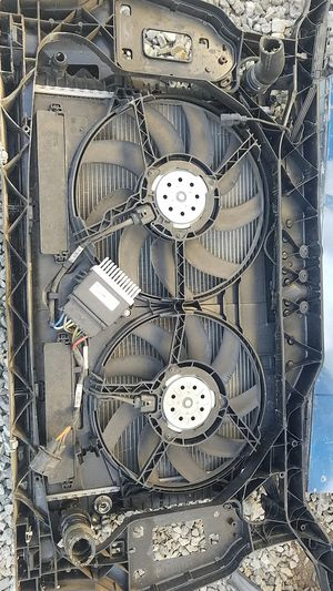 audi a5 fans & radiator for Sale in Fontana, CA