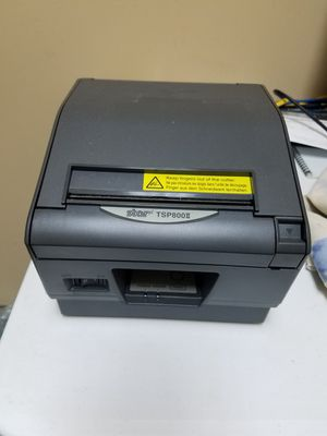 Star Micronics TSP800II Thermal Receipt Printer for Sale in Farmington, MI