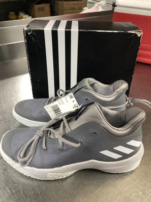NEW ADIDAS RISE UP 2 GRAY SHOES SIZE-9.5 MENS for Sale in Laurel, MD