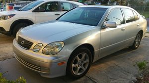 2003 LEXUS GS300 GREAT CONDITIONS LOW MILES 154000 for Sale in Brandon, FL