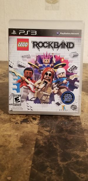 Playstation PS3 LEGO ROCKBAND for Sale in Florissant, MO