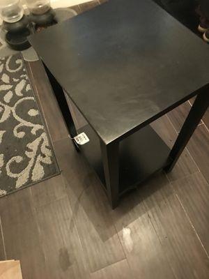 2 shelf corner table for Sale in Ashburn, VA